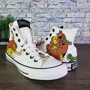 New Converse CTAS x Scooby Doo Hi